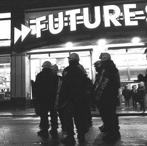 Future Shock: Writing Sci Fi, Drones & Paranoia