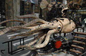 Steampunk Carousels & Infernal Machines