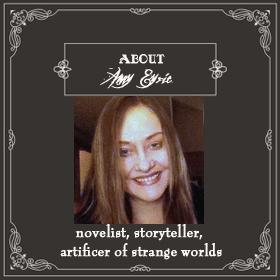 Author Amy Eyrie