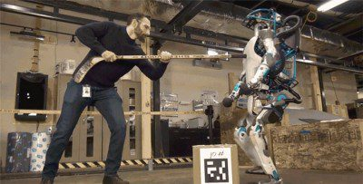 Next Generation Atlas Robot Sparks Sympathy and Dread