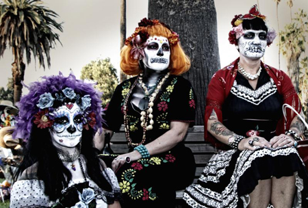 Day of the Dead: A Walk in the Graveyard