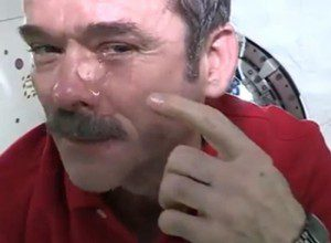 Space Craziness with Astronaut Chris Hadfield