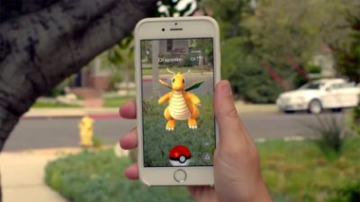 Pokémon Go! Gaming just crashed into Reality.